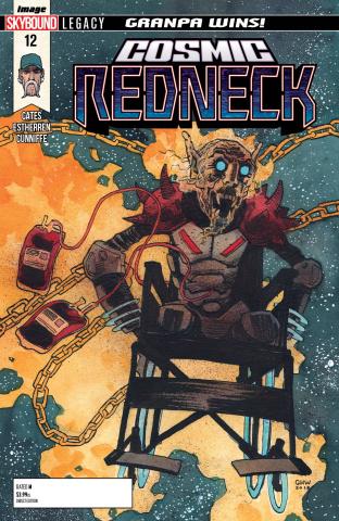 Redneck #12 (April Fools Cover)
