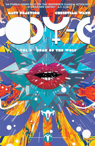 ODY-C Vol. 2: Sons of the Wolf