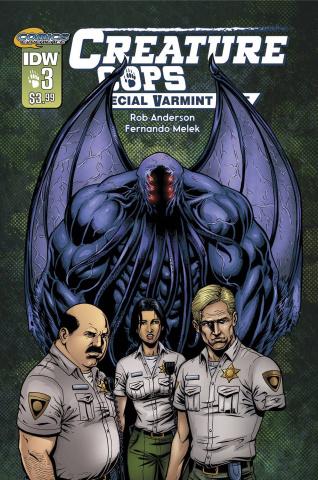 Creature Cops: Special Varmint Unit #3