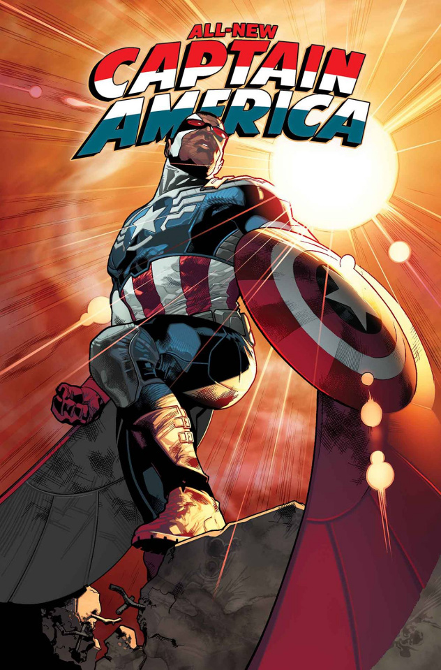 All-New Captain America #1