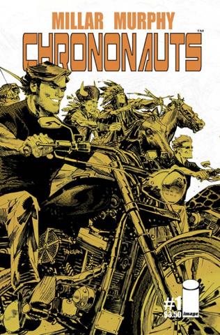 Chrononauts #1 (Panosian Cover)