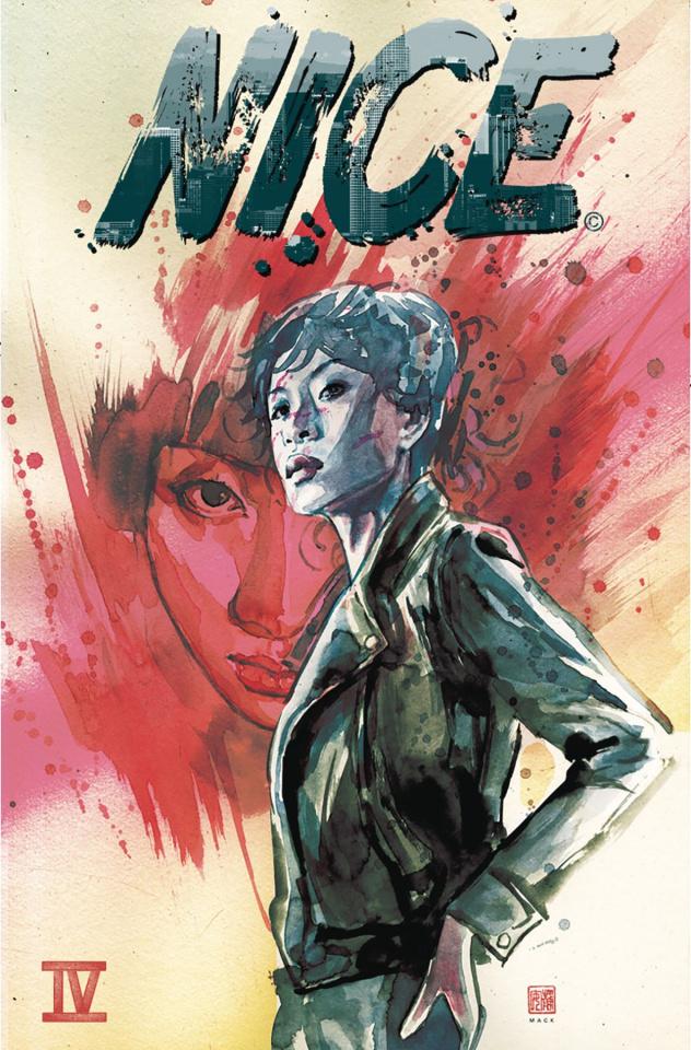 Nice #4 (David Mack Cover)