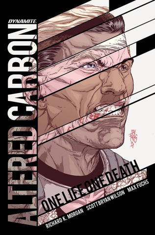 Altered Carbon: One Life, One Death (Signed Edition)