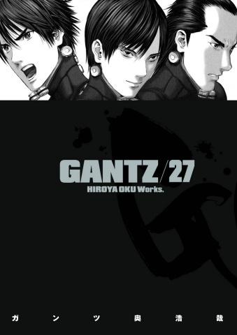 Gantz Vol. 27