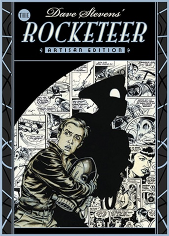 Dave Stevens' Rocketeer Artist Edition