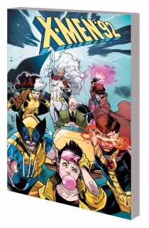 X-Men '92 Vol 00: Warzones