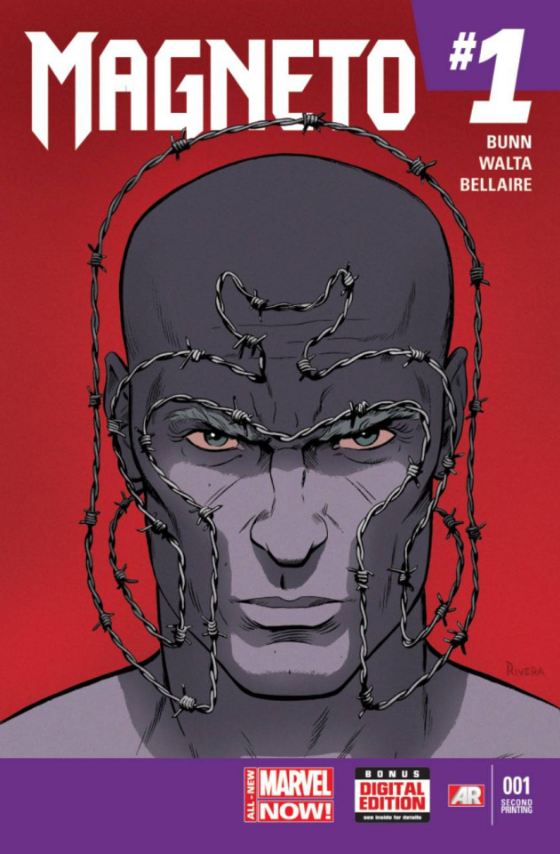 Magneto #1 (2nd Printing)