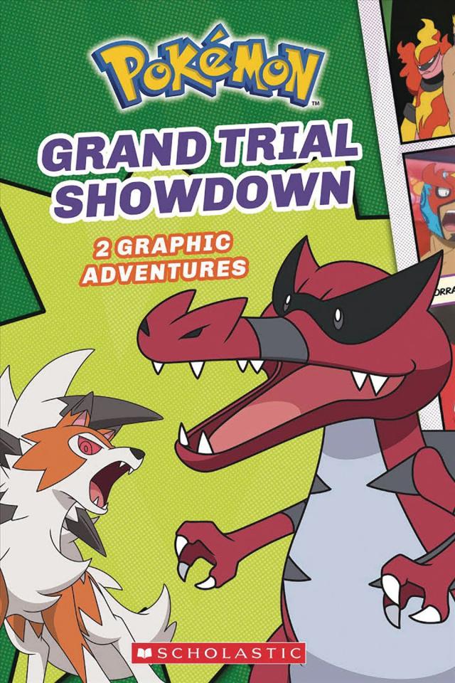 Pokémon Vol. 2: Grand Trial Showdown
