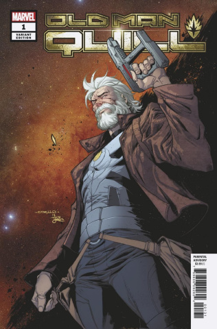Old Man Quill #1 (Coello Cover)