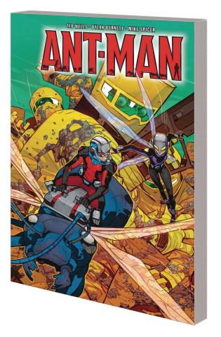 Ant-Man: World Hive