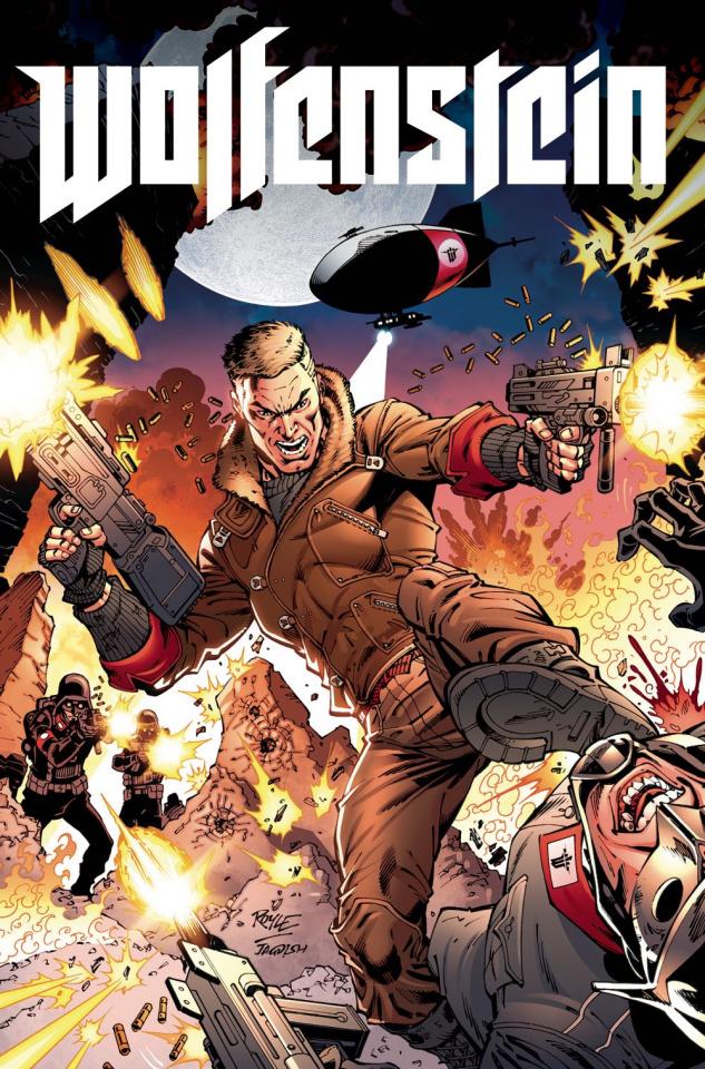 Wolfenstein #1 (Royle Cover)