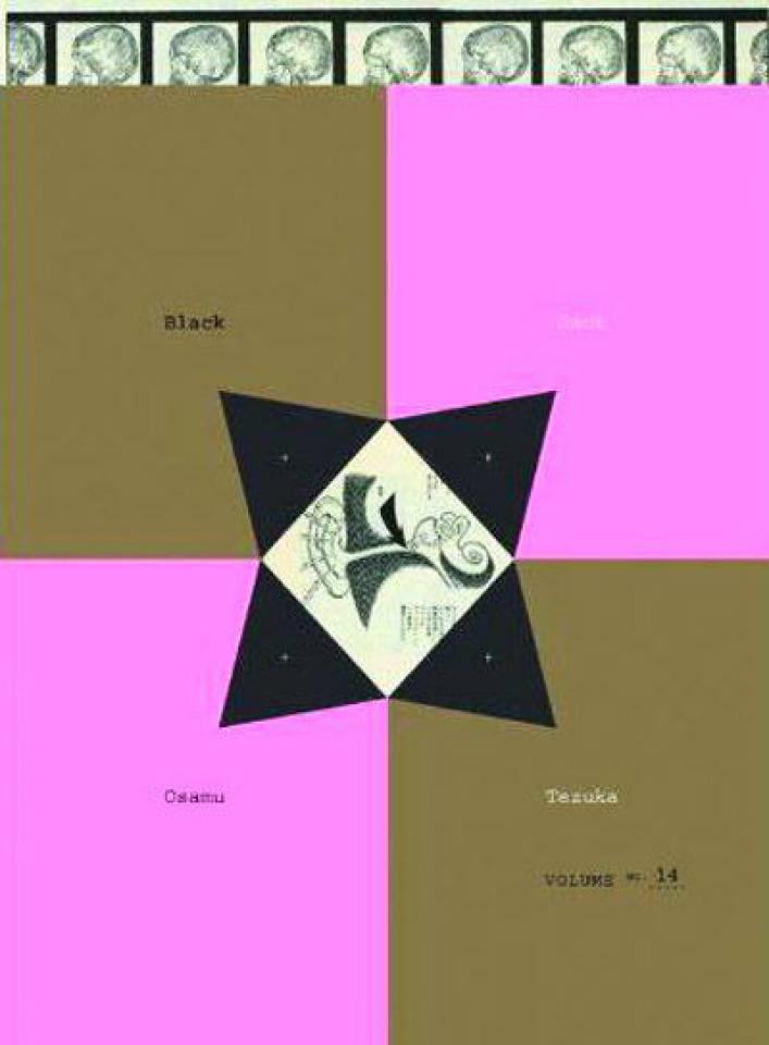 Tezuka's Black Jack Vol. 14