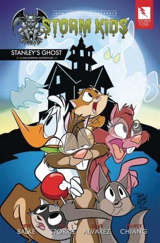 Storm Kids: Stanleys Ghost #1