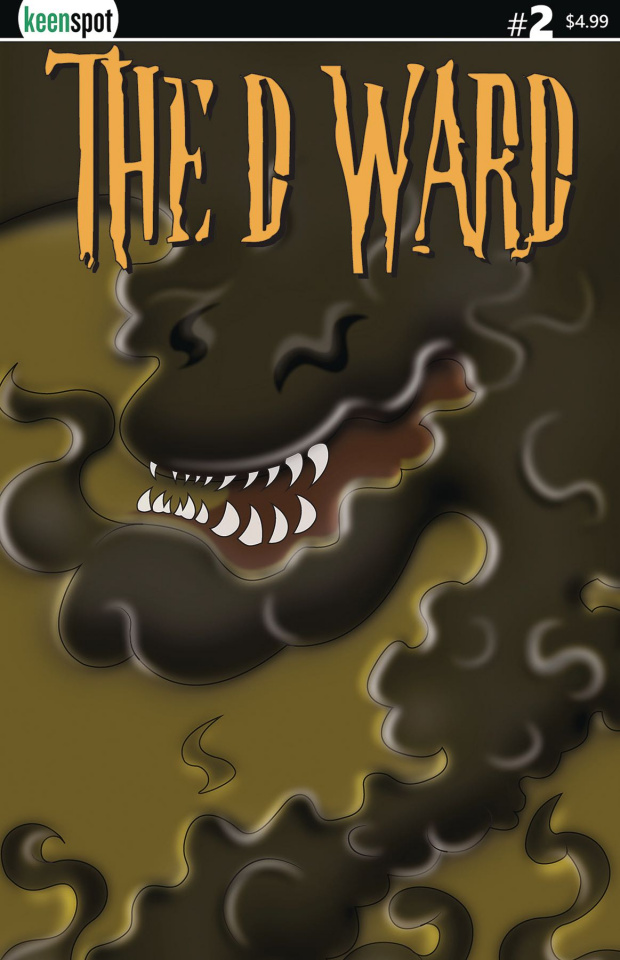 The D Ward #2 (Parker Cover)