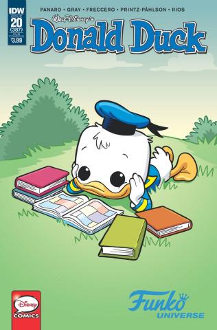 Donald Duck #20 (Funko Art Cover)