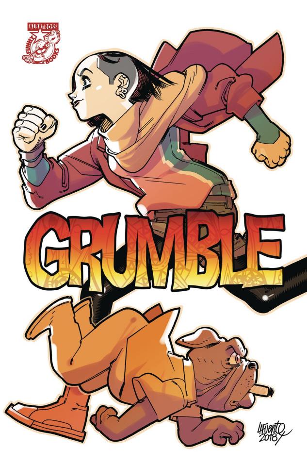 Grumble #1 (Lafuente Cover)