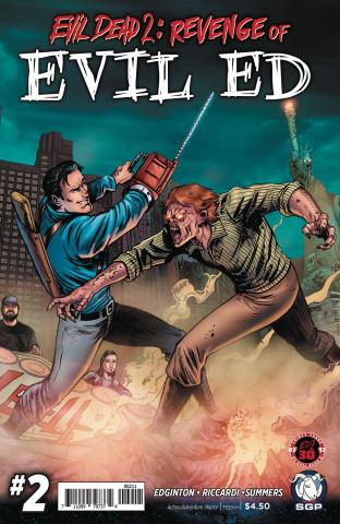 Evil Dead 2: Revenge of Evil Ed #2