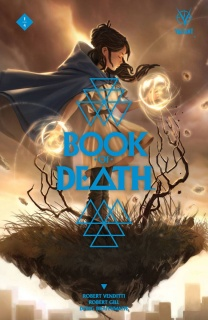 Book of Death #1 (Kevic-Djurdjevic Cover)