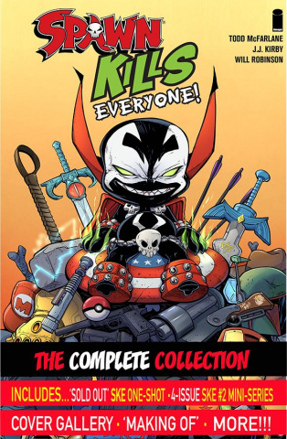 Spawn Kills Everyone! Vol. 1 (Complete Collection)
