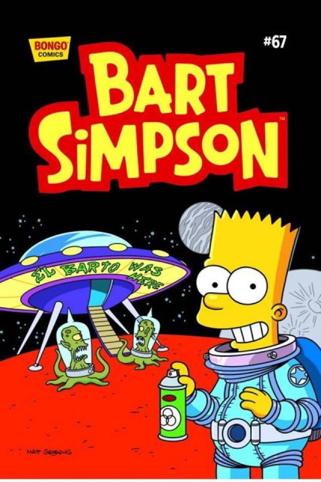 Bart Simpson Comics #67