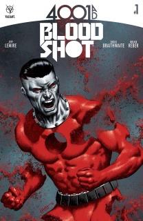 4001 AD: Bloodshot #1 (Cafu Cover)