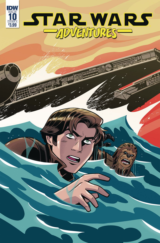 Star Wars Adventures #10 (Charm Cover)