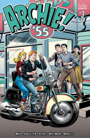 Archie: 1955 #3 (Ordway Cover)
