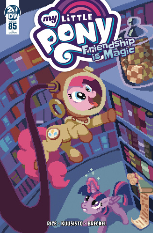 My Little Pony: Friendship Is Magic #85 (10 Copy Neofotis Cover)
