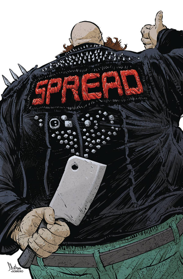 The Spread #13 (Strahm Cover)