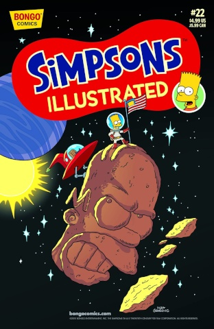 Simpsons Illustrated #22
