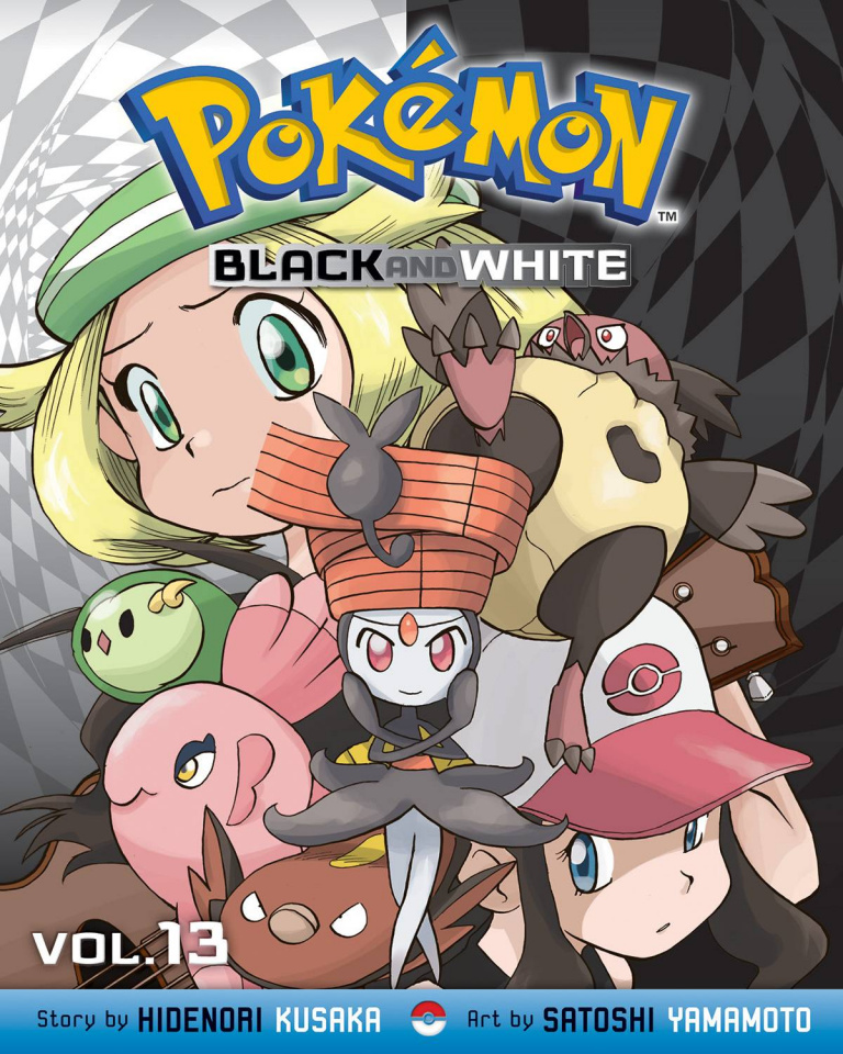 Pokémon: Black & White Vol. 13