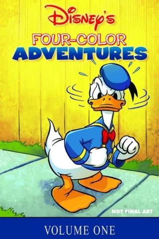 Disney's Four Color Adventures Vol. 1
