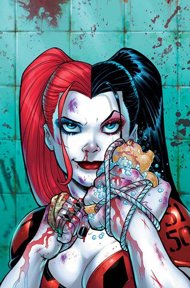 Harley Quinn #23 (Conner Cover)