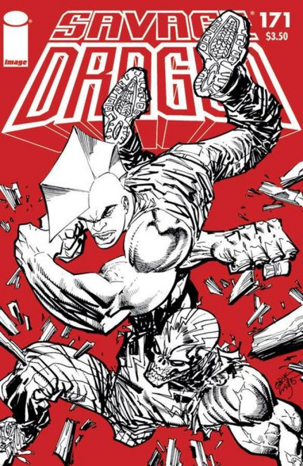 Savage Dragon #171