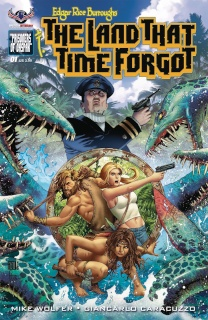 The Land That Time Forgot #1 (New Printing)