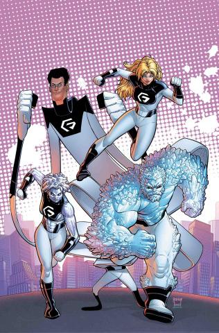 Fantastic Four #4 (Fantastix Cover)