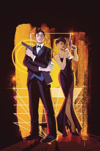James Bond #4 (Richardson Virgin Cover)
