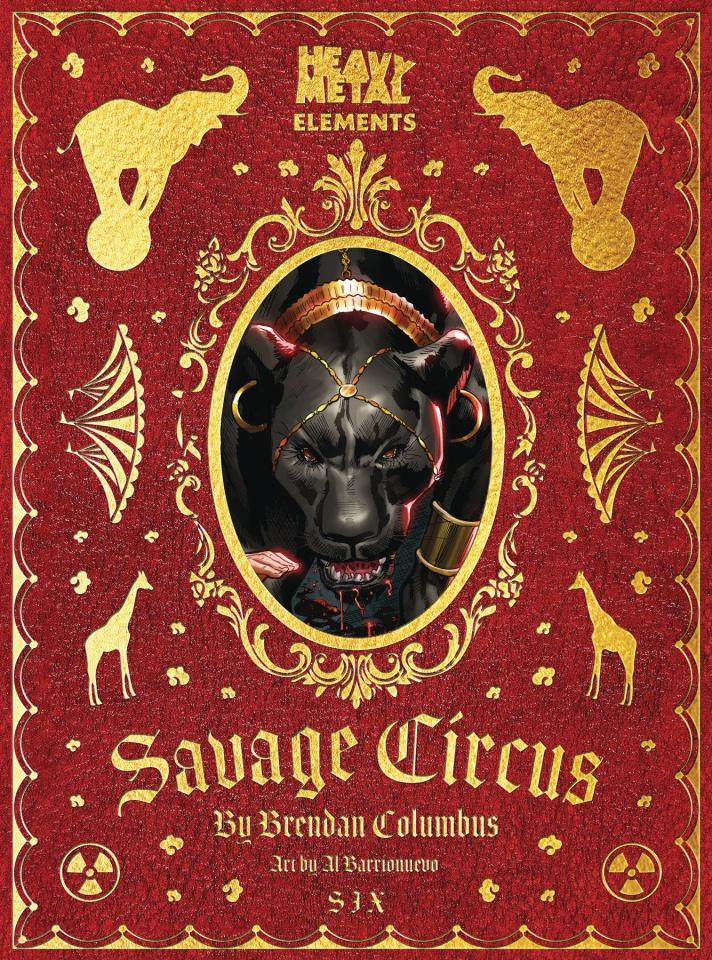 Savage Circus #6