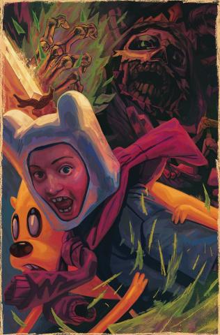 Adventure Time Comics #5 (15 Copy LeClerc Cover)