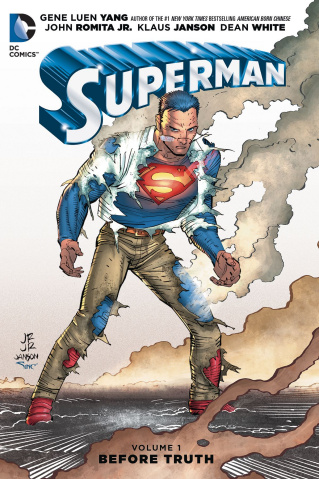Superman Vol. 1: Before Truth