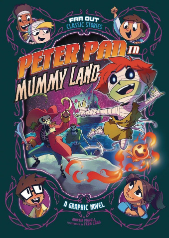 Peter Pan in Mummy Land