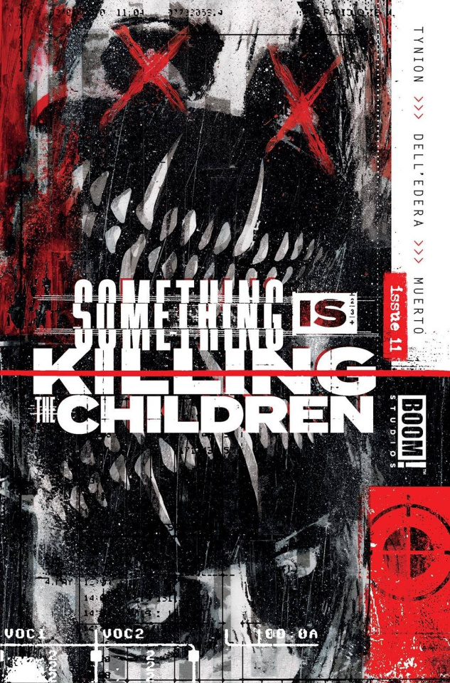 Something Is Killing the Children #11 (100 Copy Slaughter Cover)