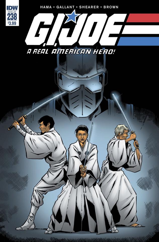 G.I. Joe: A Real American Hero #238