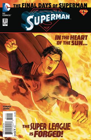 Superman #51 (2nd Printing)