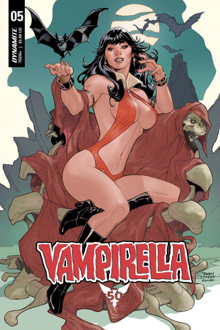 Vampirella #5 (Dodson Cover)