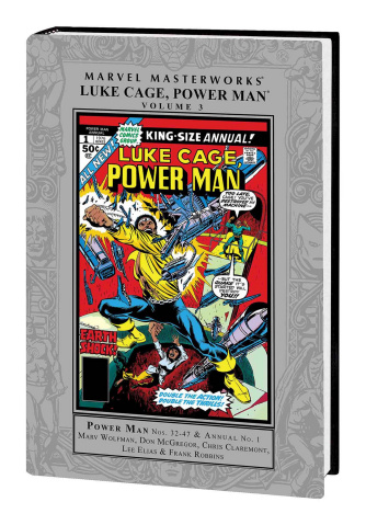 Luke Cage: Power Man Vol. 3 (Marvel Masterworks)
