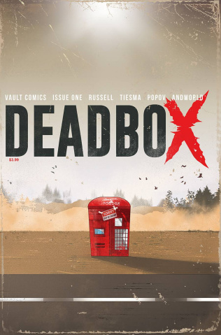 Deadbox #1 (2nd Printing)