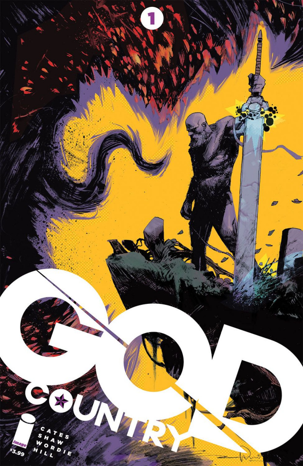 God Country #1 (Zaffino Cover)