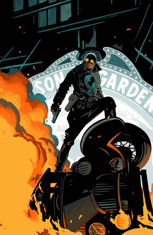 Lobster Johnson: Get Lobster #1