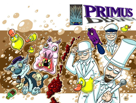 Rock & Roll Biographies: Primus